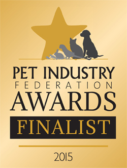 Pet Industry Award Finalist