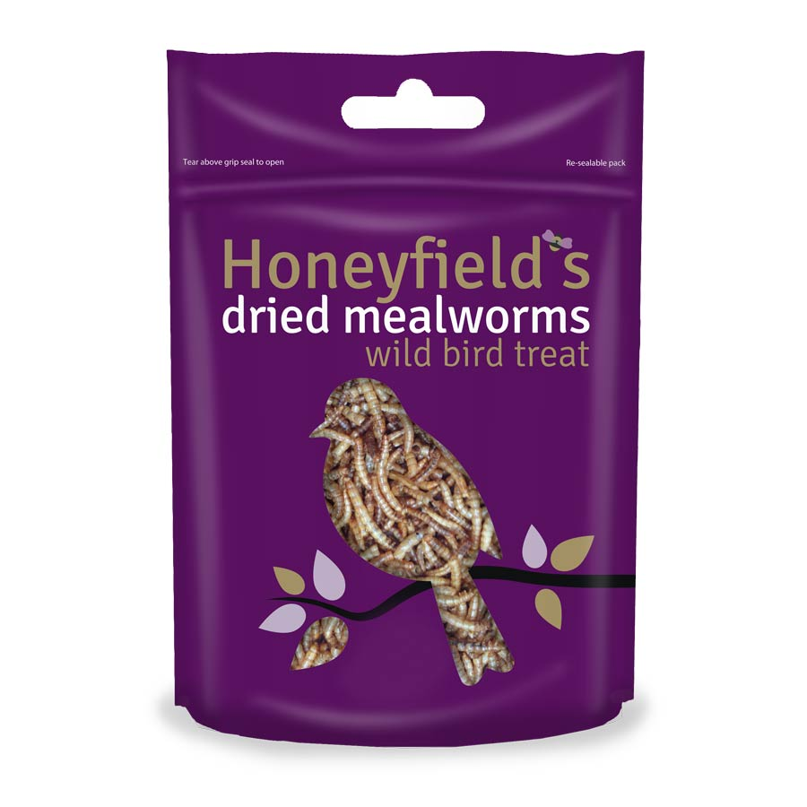 Honeyfield's - Dried Mealworms