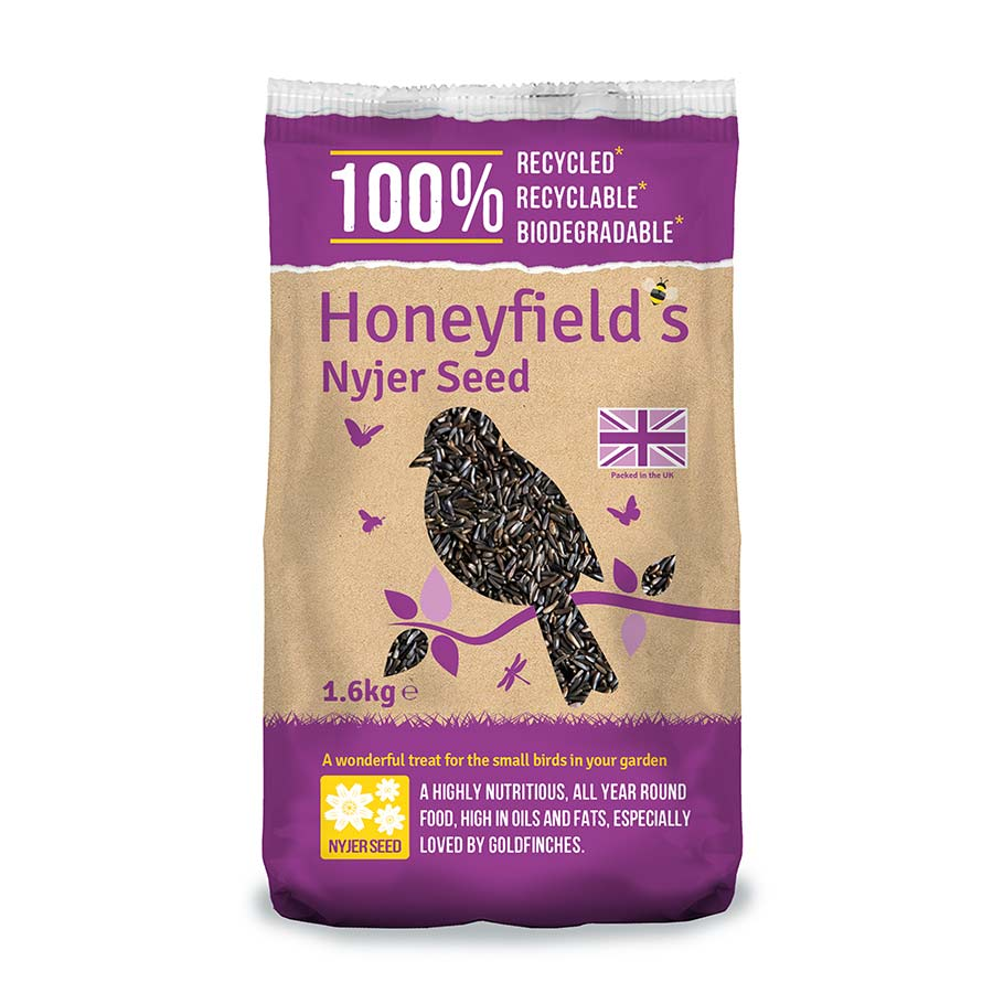 Honeyfield's Nyjer Seed Wild Bird Food