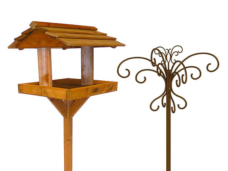 Bird Tables, Dining Stations & Nest Boxes