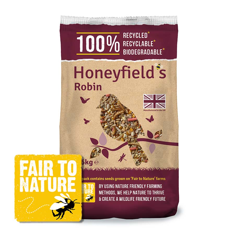 Honeyfield's Robin Wild Bird Food